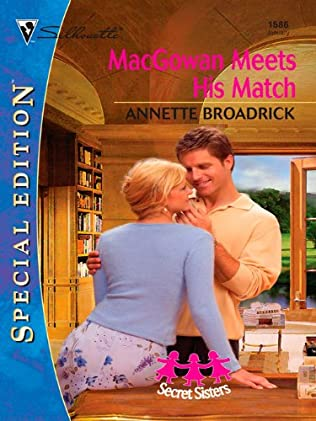 book cover of MacGowan Meets His Match