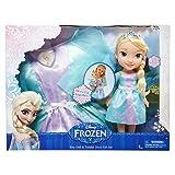 Best Disney Frozen Gifts For 2 Year Old Girls Dolls - Disney Frozen Elsa Doll & Toddler Dress Gift Review