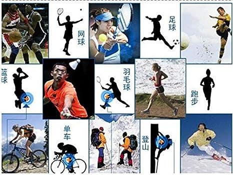 Hosaire 2pcs Prot/ège-Poignet de Coton Doux Bracelet /éponge Bandeau pour Basket-Ball//Tennis//Gymnastique//Sport Jogging Gym Correspondance des Couleurs