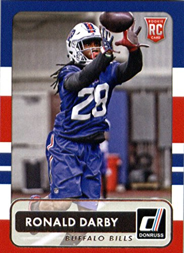 9d65bb043c0 Amazon.com: 2015 Donruss Football Rookie Card #199 Ronald Darby NM-MT:  Collectibles & Fine Art