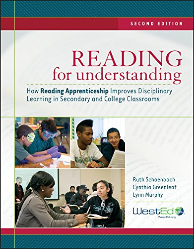 Understanding Instructions - Reading for Understanding: How Reading Apprenticeship Improves Disciplinary Learning in Secondary and College Classrooms