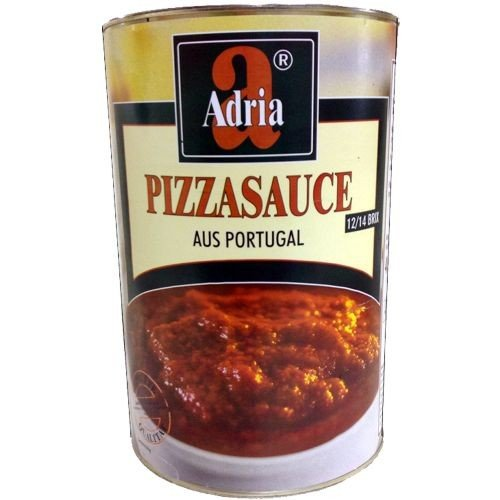 Adria Pizza Sauce Aus Portugal 4250ml Dose Amazon De Grocery