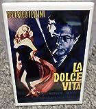 La Dolce Vita Movie Poster 2 x 3 Refrigerator Locker MAGNET Fellini
