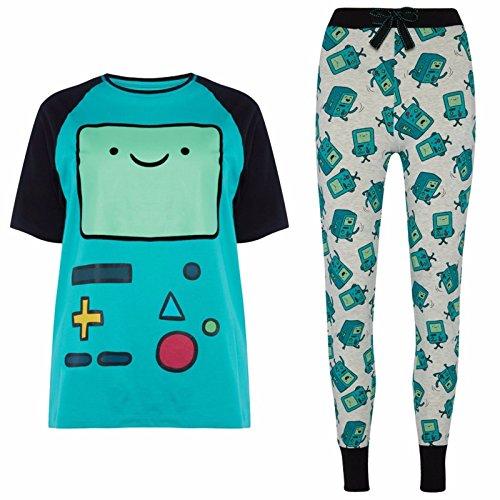 missfashion Adventure Time - Ensemble de pyjama - Femme multicolore multicolore