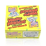Topps Wacky Packages Series 2 Trading Card Stickers Box (24 Packs)