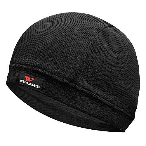 Lixada Ultralight Quick Drying Bike Helmet Liner Bicycle Cycling Beanie Cap Balaclava Headwear