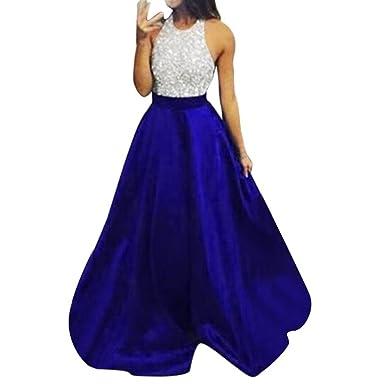 Beikoard Vendita Calda Abbigliamento Vestito Donna Vestiti Lunghi da  Cerimonia della Damigella d Onore della 9680f457219