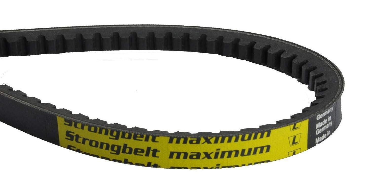Strongbelt Keilriemen maximum pluris flankenoffen verzahnt 9,7 x 8 mm Profil XPZ 800