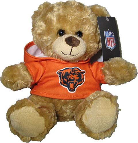 The Good Stuff NFL Chicago Bears Hoodie Bear