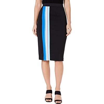 Alfani Womens Striped Business Pencil Skirt at Amazon Women's Clothing store