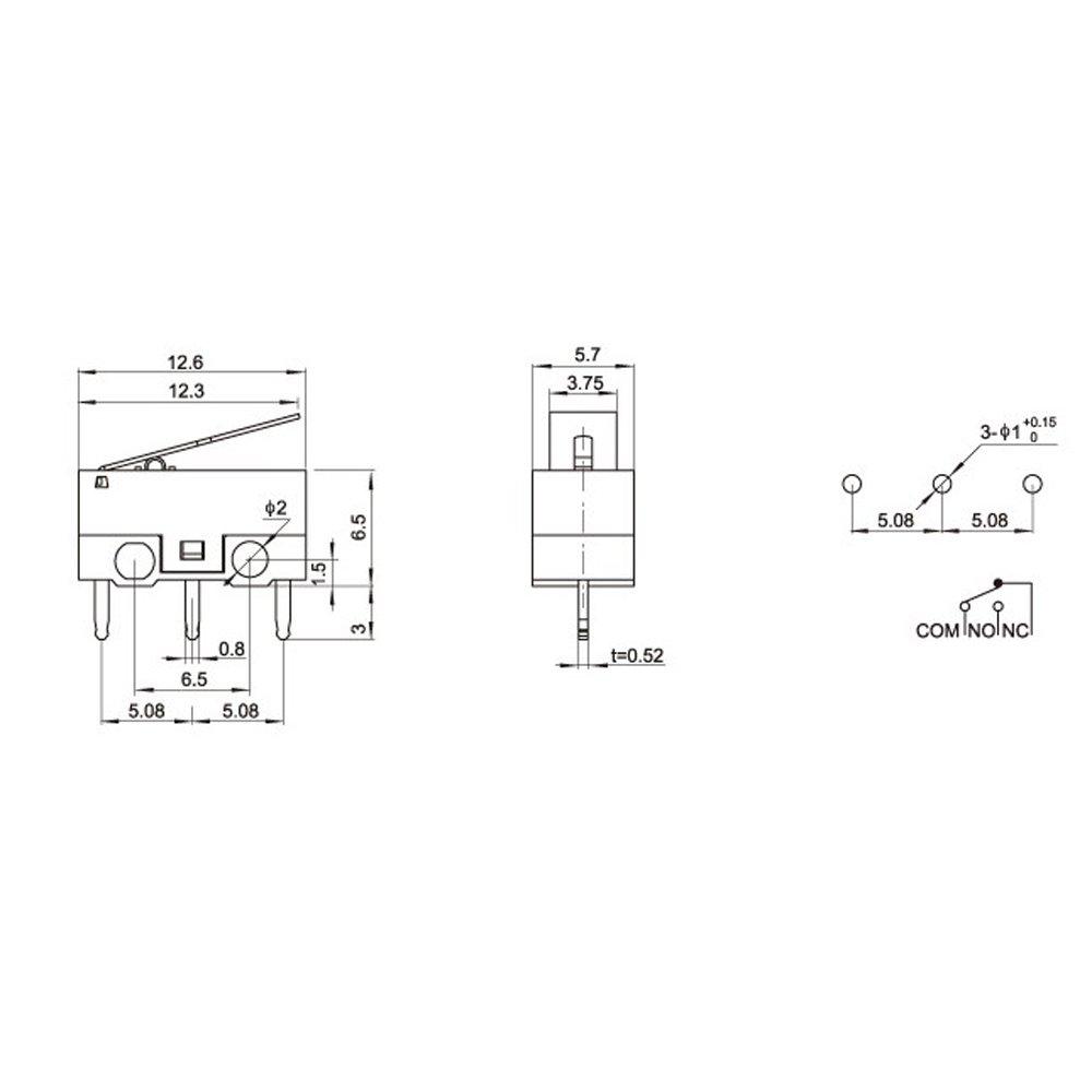 wrg 3124] reprap limit switch wiring diagram