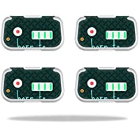 Skin For DJI Phantom 3 Drone Battery (4 pack) – Born To Quilt | MightySkins Protective, Durable, and Unique Vinyl Decal wrap cover | Easy To Apply, Remove, and Change Styles | Made in the USA