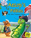 Aesop's Fables : All-Time Treasured Stories