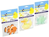 Tub Stickers, Non-slip Stickers - Combo Pack by SlipDoctors