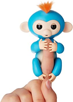 WowWee Fingerlings Interactive Baby Monkey Toy Boris