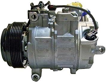 BEHR HELLA SERVICE 8FK 351 334-471 *** PREMIUM LINE *** Compresor, aire acondicionado: Amazon.es: Coche y moto