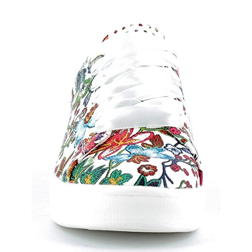 Marco Tozzi Womens 23777 Synthetic Sneakers White Combo plac8N1CAK