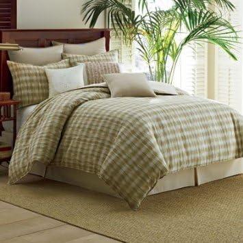 Amazon Com Tommy Bahama Surfside Ikat Standard Pillow Sham Home Kitchen