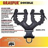All Rite Products Graspur Double ATV Gun & Bow Rack - Model ATV2