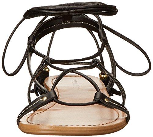 Lo Chiamano Sandalo Da Donna Primavera Cargalla Nero
