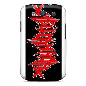 DannyLCHEUNG Samsung Galaxy S3 Perfect Hard Phone Case Custom Vivid Muse Image [heL18635JqYc]