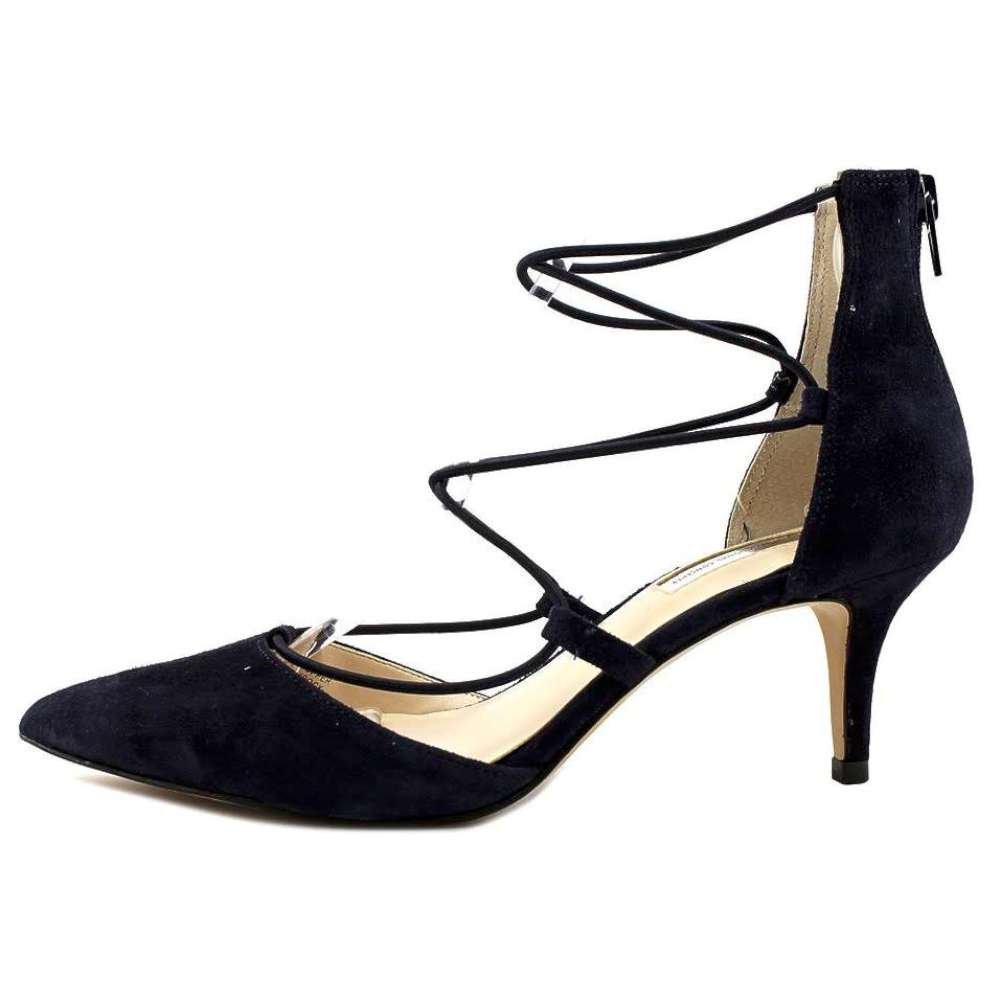 INC International Concepts daree, D di Orsay Pumps Scarpe Scarpe Scarpe da Donne, Punta, Caviglia Cinghia, in Pelle 94cfac