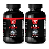eye vitamins with lutein & zeaxanthin - EYE VISION GUARD - WITH LUTEIN, ZEAXANTHIN AND BILBERRY EXTRACT - lutein supplements for eyes - 2 Bottles 400 Softgels