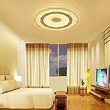 WRJY LED Ceiling Light Modern Bedroom Dining Room