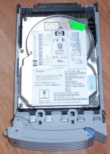 HP 18.2GB Ultra3 SCSI 10,000 RPM LVD Hot Swap Hard Drive (P1166A)