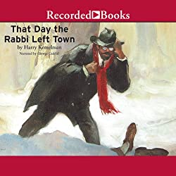 The Day the Rabbi Left Town
