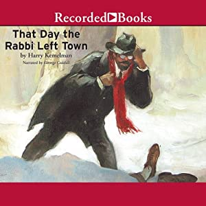The Day the Rabbi Left Town Audiobook