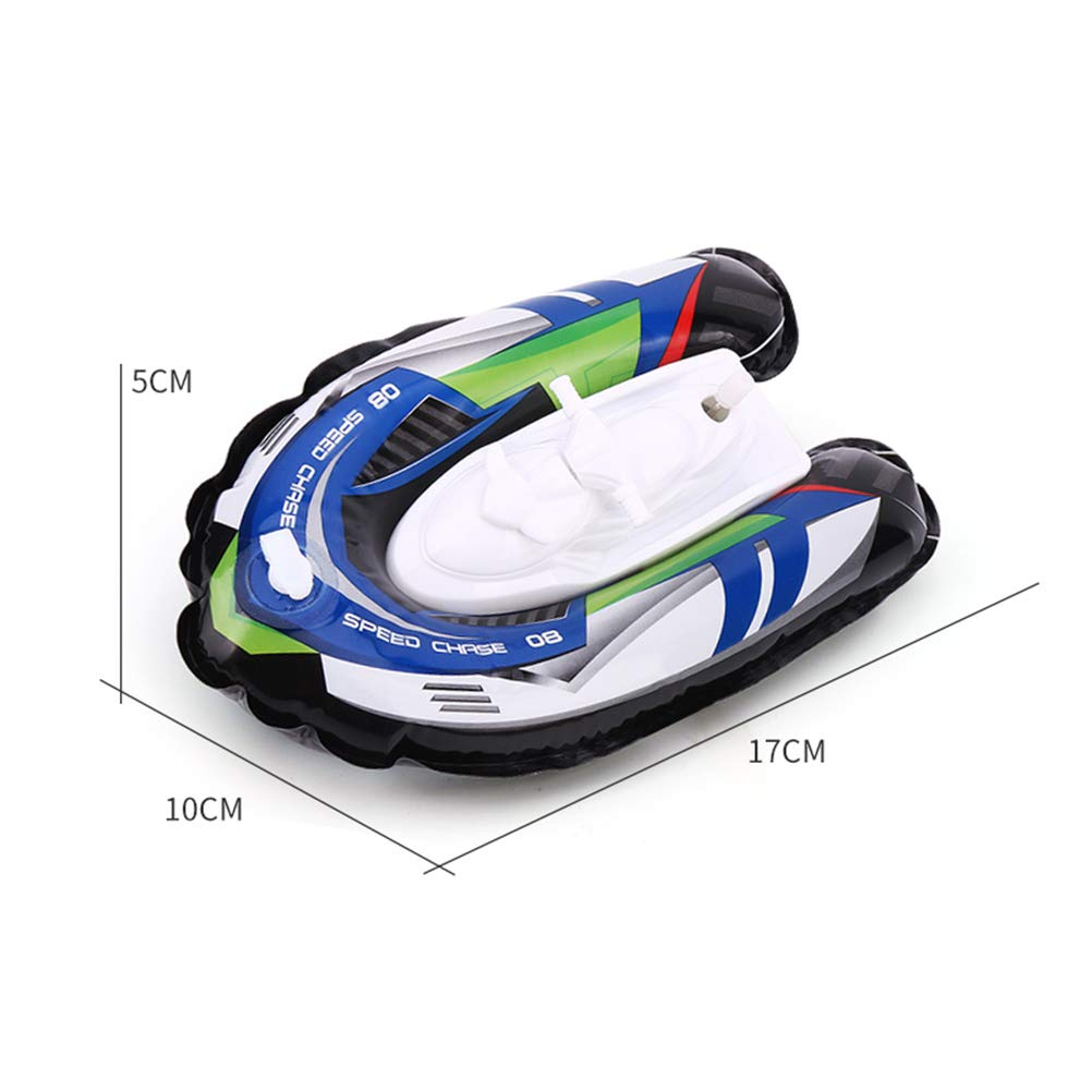 STOBOK Juguete Hinchable Moto Juguete de la Piscina Juguete para ...