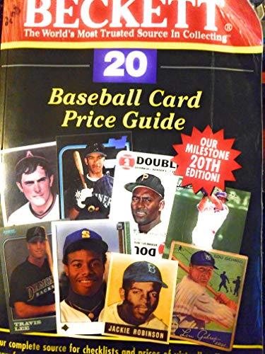 Beckett Baseball Card Price Guide (Best Baseball Card Price Guide)