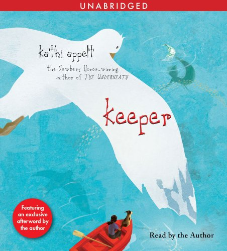Keeper by Simon & Schuster Audio