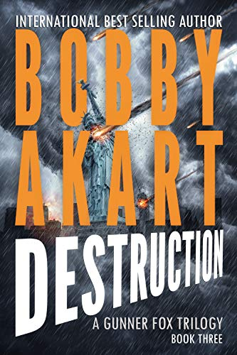 Asteroid Destruction: A Post-Apocalyptic Survival Thriller (The Asteroid Series Book 3) by [Akart, Bobby]