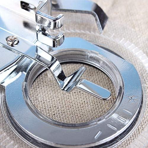BGOO - Prensatelas para máquina de coser Toyota Janome Brother ...