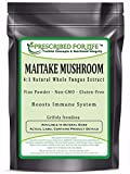 Maitake Mushroom – 4:1 Natural Extract Powder (Grifola frondosa), 4 oz Review