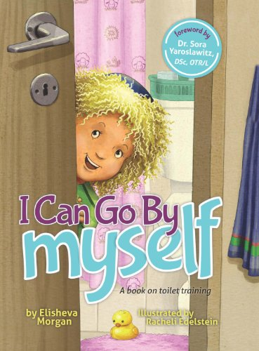 I Can Go By Myself; A book on toilet -
