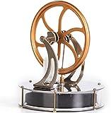 model steam engine kit - Sunnytech Low Temperature Stirling Engine Motor Steam Heat Education Model Toy Kit (LT001)