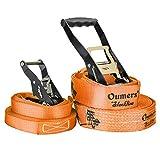 Oumers Beginner Slackline Kit, Complete Slack Line