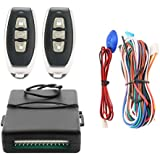 EASYGUARD universal Keyless Entry System for Cars with Central Door Lock Locking Remote Trunk Release DC12V KE01-RT0029