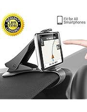 2019 nuova staffa per auto, staffa universale per cruscotto auto HUD staffa per telefono antiscivolo, supporto per telefoni Android e telefoni iOS (nero-7)