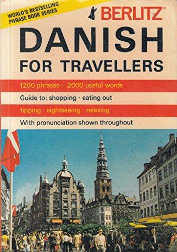 Berlitz Danish Phrase Book
