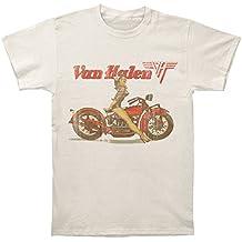 Van Halen - Biker Girl Pin Up T-Shirt