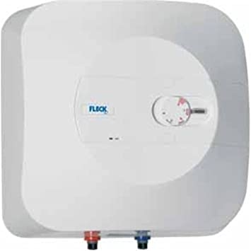 Termo Eléctrico Fleck TP-15 de 15 litros Eficiencia Energética A\XXS: Amazon.es: Hogar