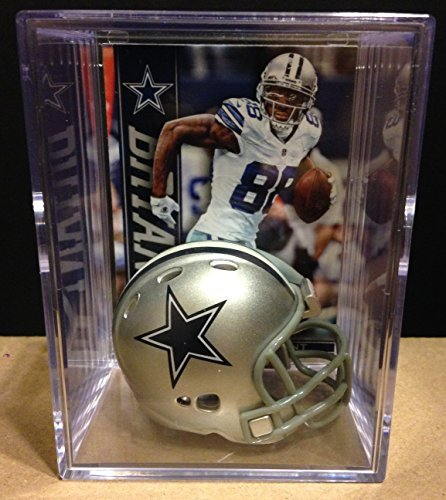 Dallas Cowboys Helmet Shadowbox Bryant