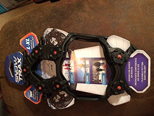 Snow Trax L-Xl by YakTrax