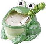 Boston Warehouse Frog Dip Bowl and Spreader Set