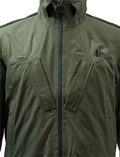 Beretta Insulative Active Jacket GTX; Green; XL