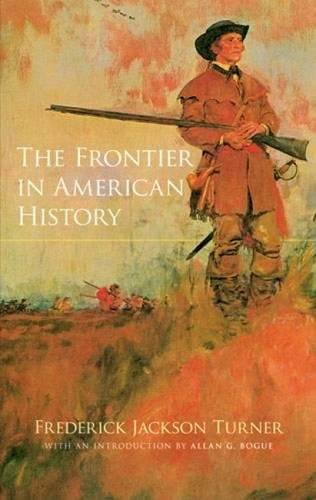 The Frontier in American History (Dover Books on Americana)